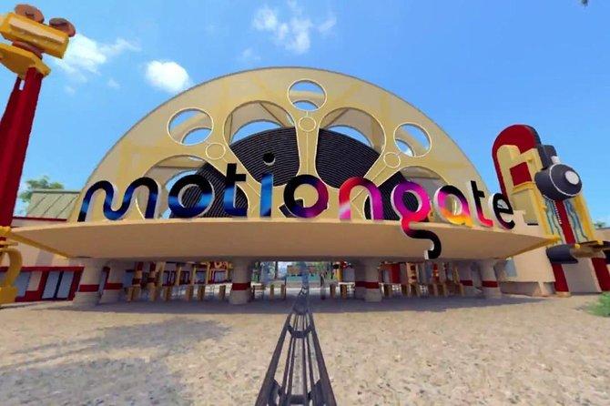 MOTIONGATE Dubai Theme Park