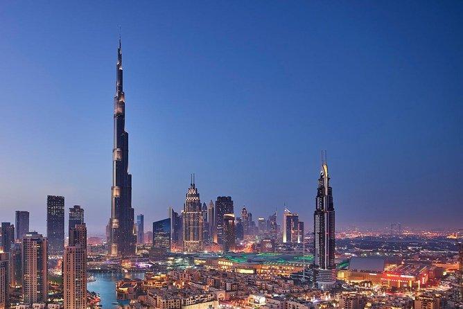 Burj Khalifa Tickets With Transfer