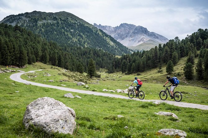 E-bike tour Innsbruck
