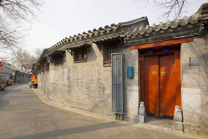 Full-Day Beijing Lama Temple, Hutong & Paper-Cut Walking Tour