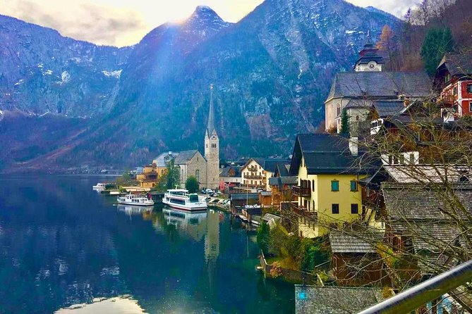 Private Day Tour of Salzburg, Hallstatt and Melk from Vienna