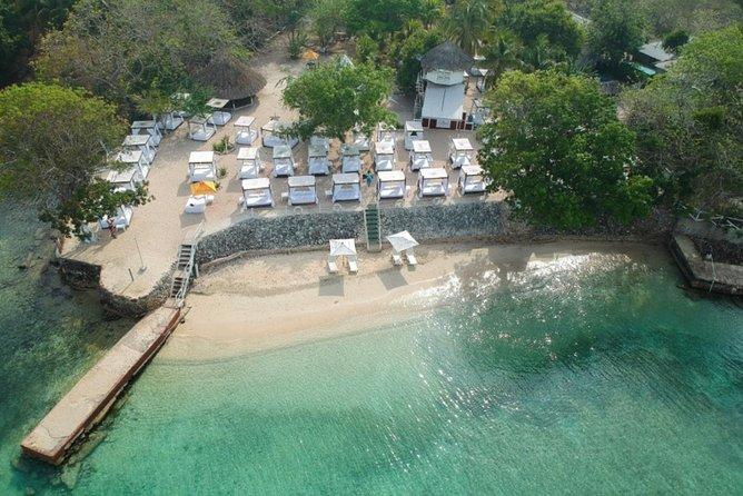 Bora Bora Beach Club Rosario Islands Cartagena de Indias