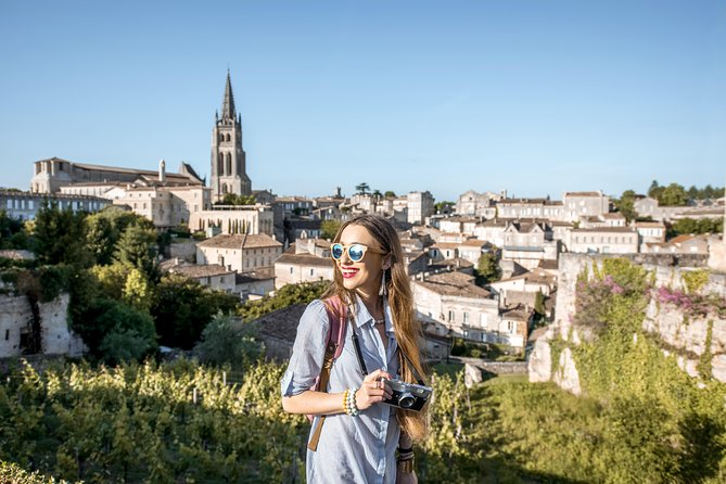 Day Trip from Paris to Saint Emilion by Train