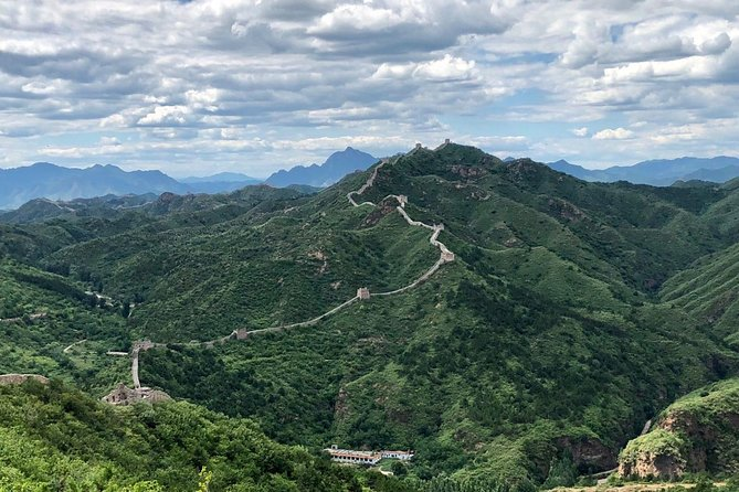Private Day Trip: Temple of Heaven and Mutianyu Great Wall