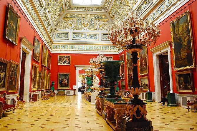St Petersburg Shore Excursion: 3 Day Complete Private Tour with Faberge Museum
