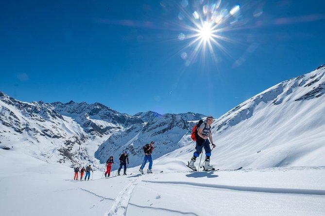 Ski tour Innsbruck surroundings