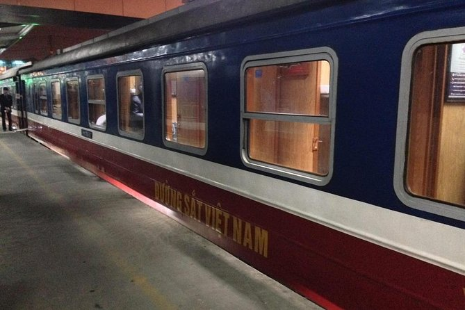 Hanoi Sapa overnight train photo 6