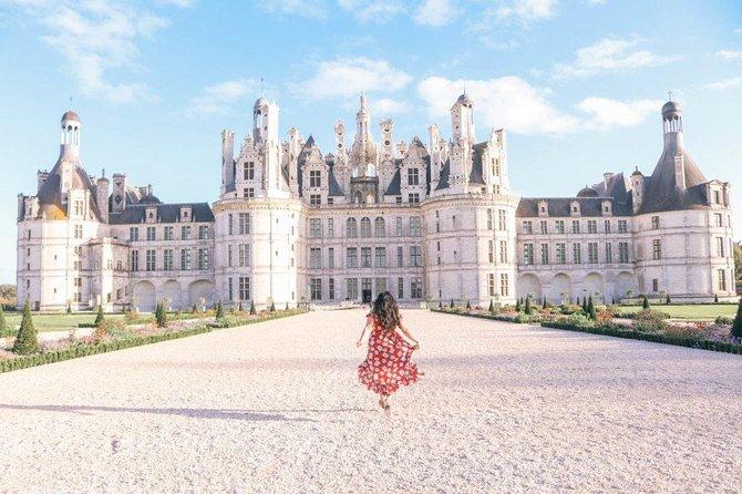 Paris Premium : Loire Valley Castles Private Day trip (Transportations included)