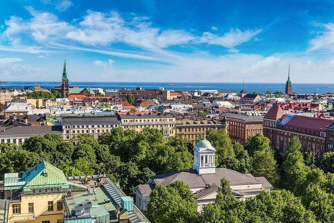 The Best of Helsinki Private Tour