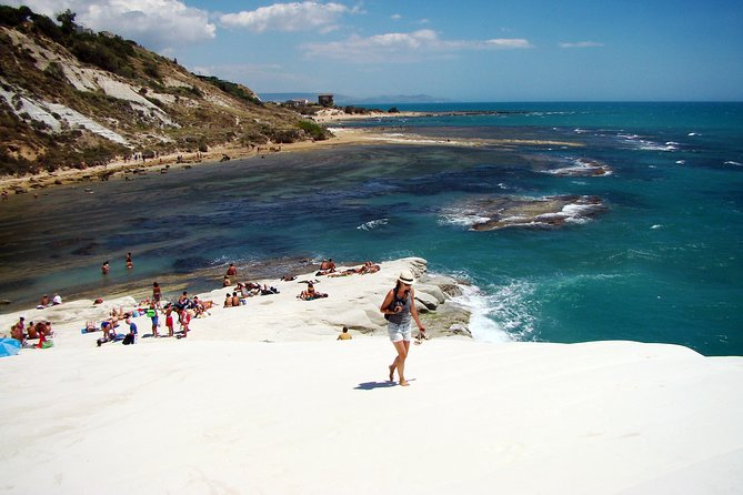 Agrigento; Valley of the Temples, Scala dei Turchi from Palermo, Private Tour