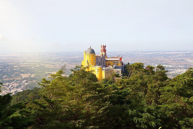 Sintra Half-day Tour (3 people)