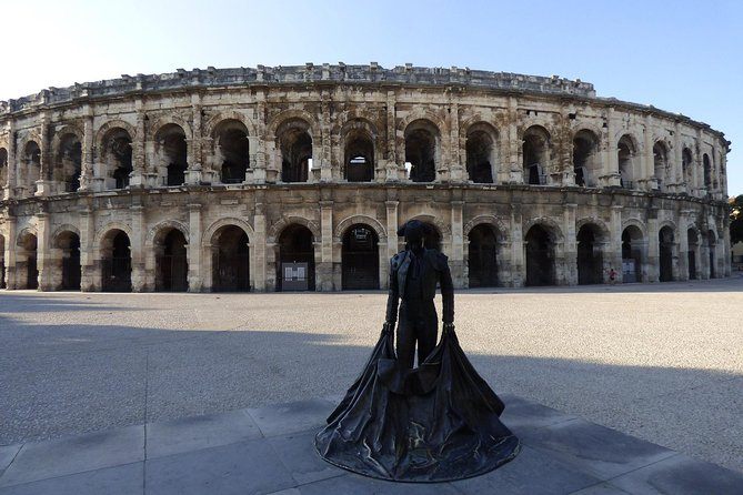 NIMES | Nimes Historical Center 2-Hour Private Walking Tour