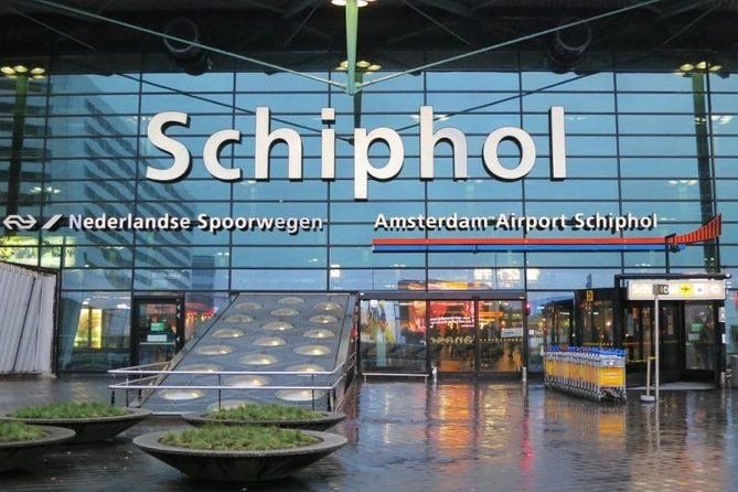 Amsterdam Airport Private Departure Transfer