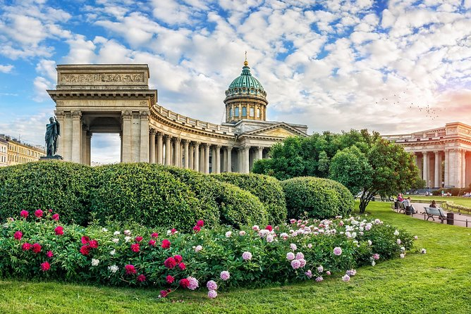 2-Day Fabulous St Petersburg Join-in Shore Excursion