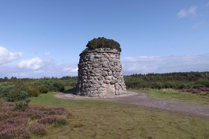 Culloden Battlefield and all Points East