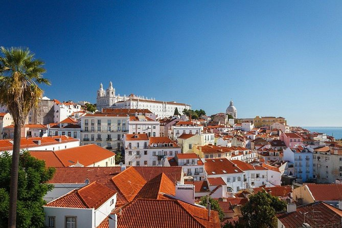 Lisbon Full-day Tour (8 people)