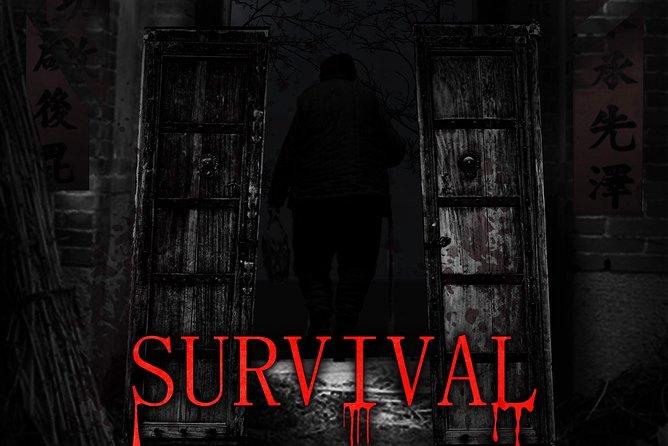 Survival Escape Room Game in Birmingham