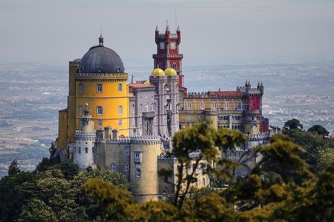 Sintra Tour Full-day (8 people)