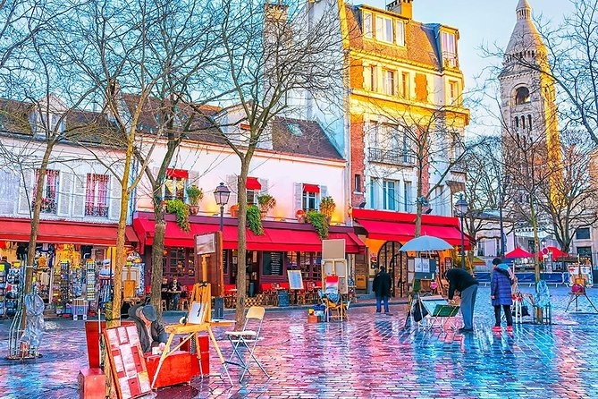 Montmartre: The heart of art and bohemia