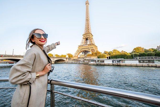 Paris : Seine River Cruise & Champagne at the legendary Buddha-Bar