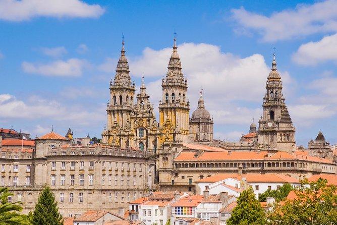 Santiago de Compostela Private Tour from Lisbon