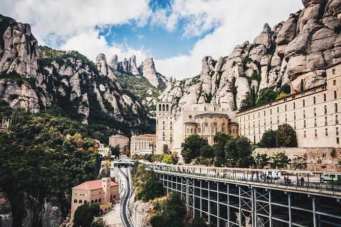 Half-day Montserrat experience from Barcelona