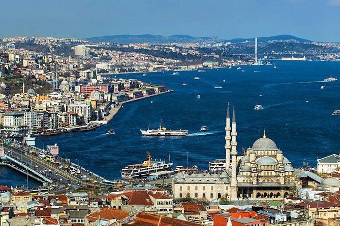 Private airport transfer Istanbul Airport (IST) to Istanbul city center