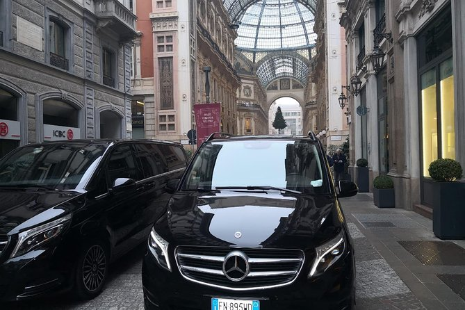 Turin - Genoa Airport (GOA) / Private Departure Van Transfer photo 13