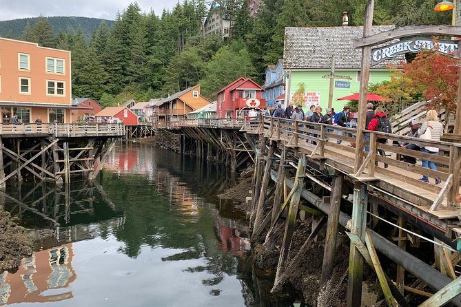 Ketchikan Exclusive Private Group Tour