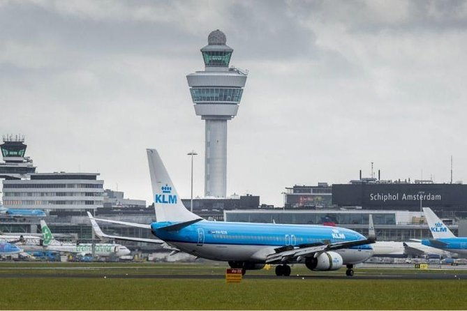Schiphol Airport to Amsterdam