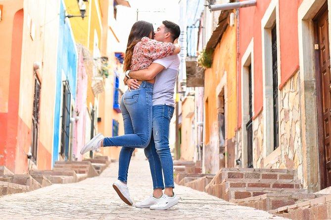 Photo session with Guanajuato