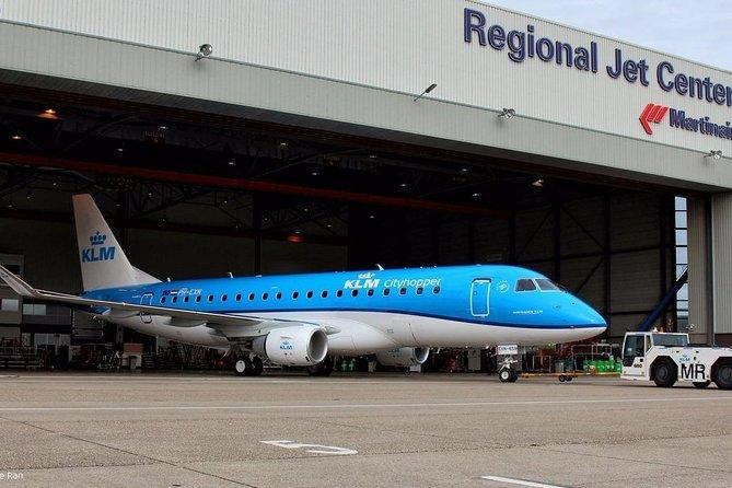 VIP Amsterdam Airport Departure Transfer
