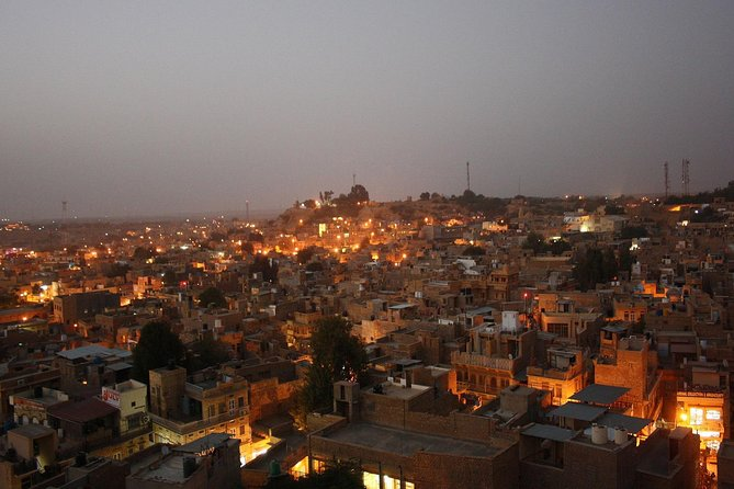 Experience Jaisalmer at Night (2 Hour Guided Walking Tour)