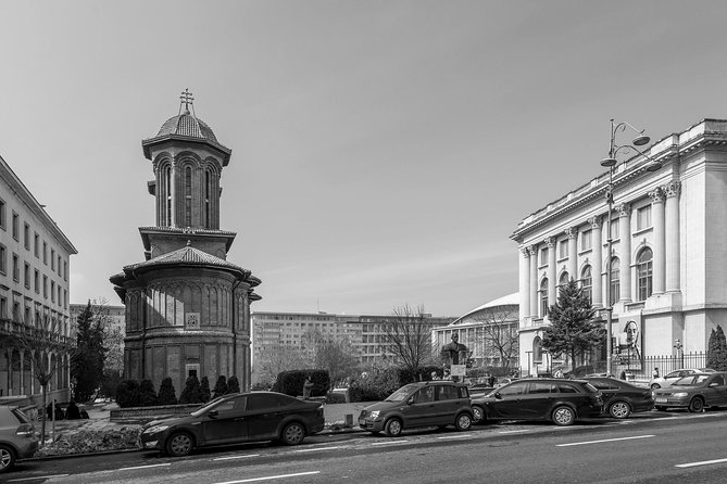 Bucharest Communism tour: highlights and small bites