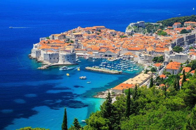 From Rovinj to Dubrovnik