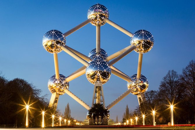 Schiphol Airport Private Transfer to Brussels