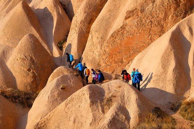 Cappadocia Red/North Tour, Hot Air Balloon Ride & Kaymakli Underground City Tour