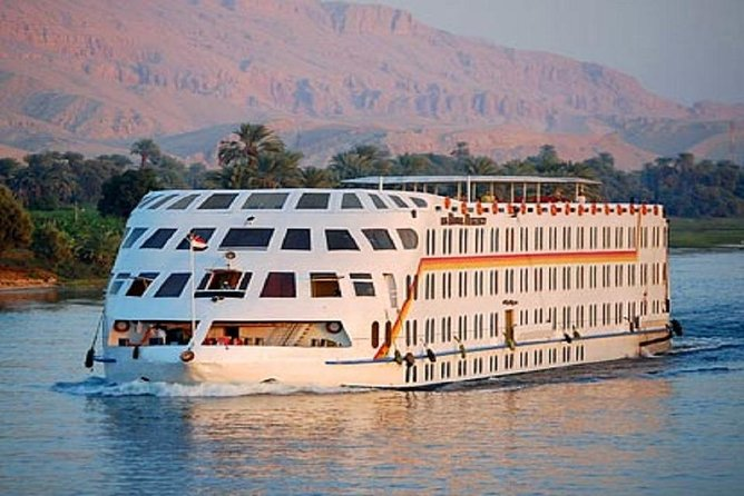 7 nights /8 days Nile cruise from luxor