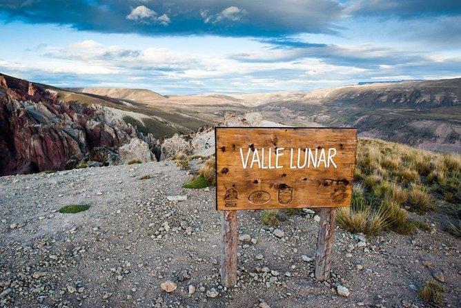 Hiking in Patagonia Park