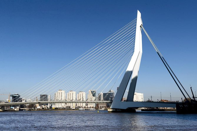 Schiphol Airport Private Transfer to Rotterdam