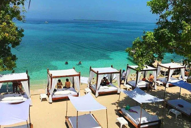 Bora Bora Beach Club at Rosario Islands