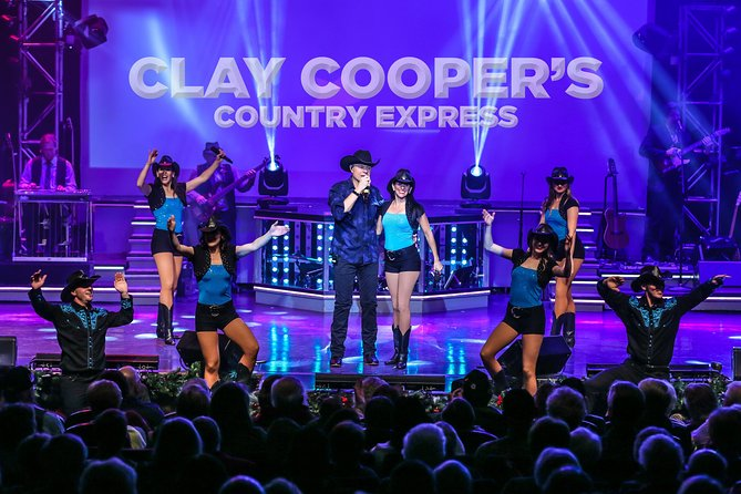Clay Cooper's Country Express in Branson