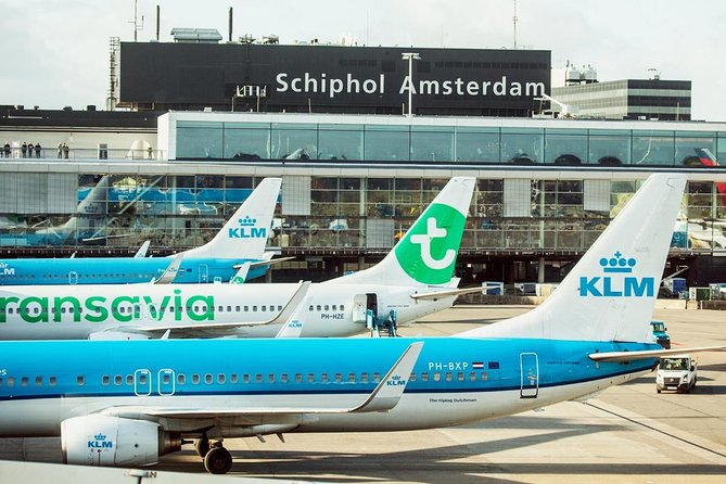Rotterdam Private Transfer to Schiphol Airport