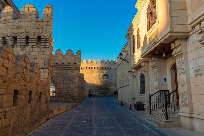 Completely Free Baku City Walking Tour