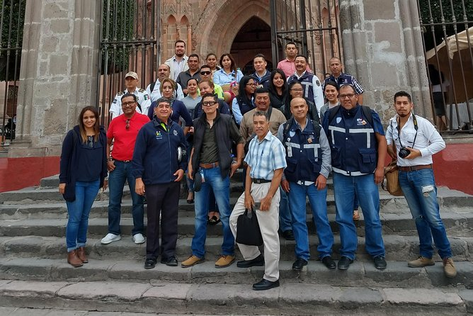 The San Miguel Walking Tour