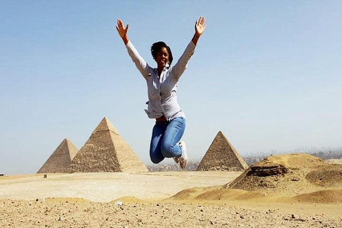 Private Full-Day Tour: Giza Pyramids, Egyptian Museum with Lunch and Camel Ride photo 10