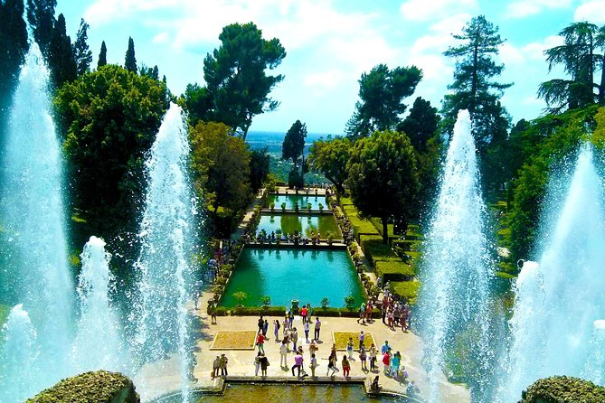 Tivoli Half Day Private Tour from Rome - Villa D'Este & Vesta's Temple