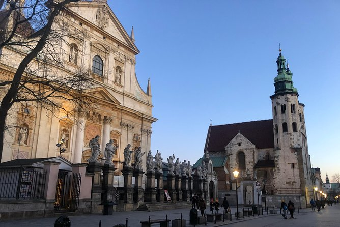 Complete Krakow Bike Tour