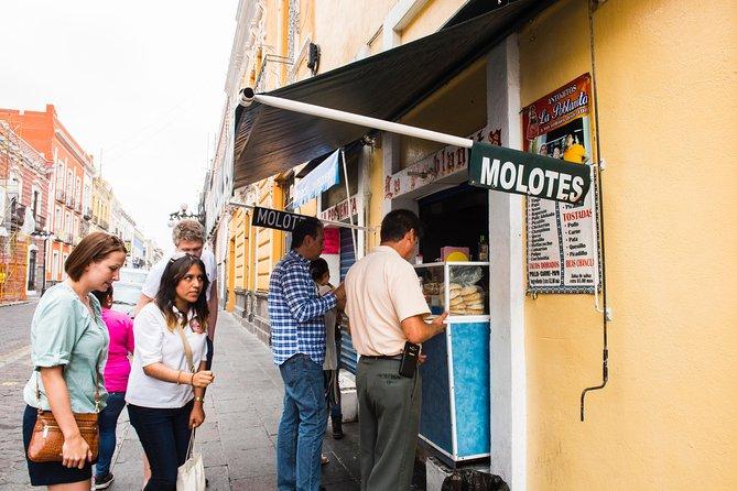 Taste of Puebla