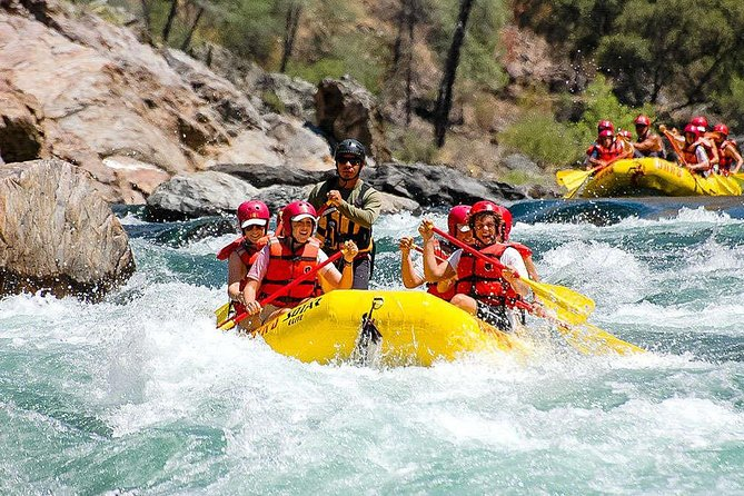 Full-Day Rafting Adventure and Exploring Tour in Kintamani
